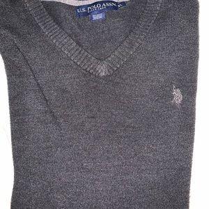 XL Grey Ralph Lauren polo